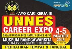 Unnes Career Expo Maret 2015