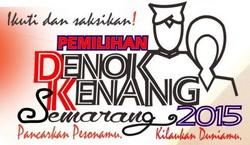 Pemilihan Denok Kenang Semarang 2015