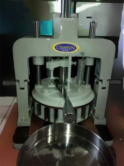 Maestro Bakery Machinery, Mesin Pembuatan Roti