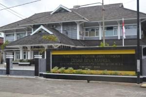Dinas Bina Marga Provinsi Jawa Tengah