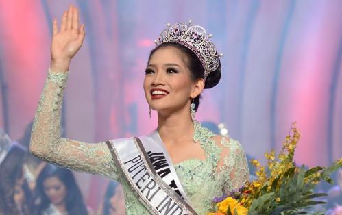 Puteri Indonesia 2015, Anindya Kusuma Putri